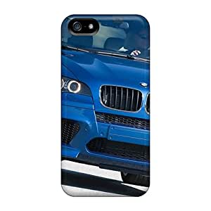 Hot Snap-on Bmw X5 M 2010 Hard Covers Cases/ Protective Cases For Iphone 5/5s Black Friday