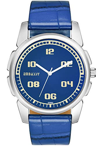 Embassy Casual Analog Watch for Boys