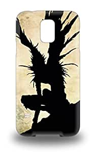 Galaxy Faddish Japanese Death Note 3D PC Case Cover For Galaxy S5 ( Custom Picture iPhone 6, iPhone 6 PLUS, iPhone 5, iPhone 5S, iPhone 5C, iPhone 4, iPhone 4S,Galaxy S6,Galaxy S5,Galaxy S4,Galaxy S3,Note 3,iPad Mini-Mini 2,iPad Air )