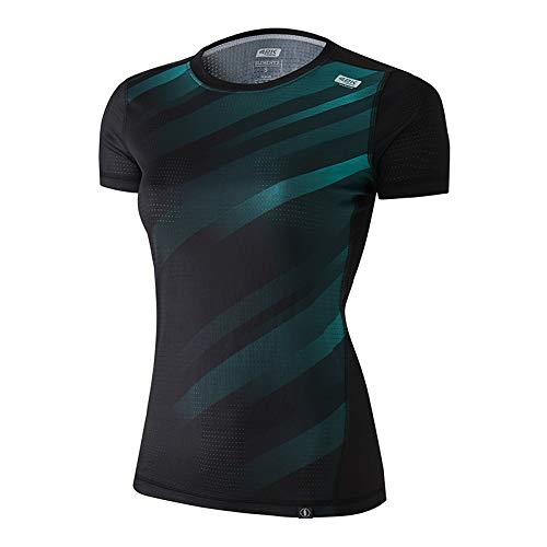 42K RUNNING – Technisch T-shirt Elements 100% gerecycled 100% gerecycled voor dames Earth L