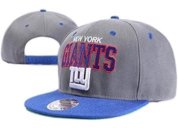 New York Giants 2016 NFL Draft On Stage Hat  Amazon.co.uk  Sports ... 5eeb3199aa3