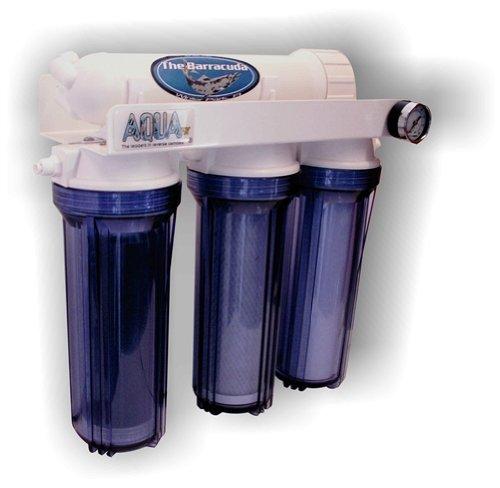 AquaFX Barracuda RO DI Aquarium Filter, 50 GPD by AquaFX