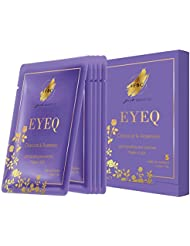 Fast Beauty Co. EyeQ Gold 5 Pairs Under Eye Patches With Charcoal & Rosemary