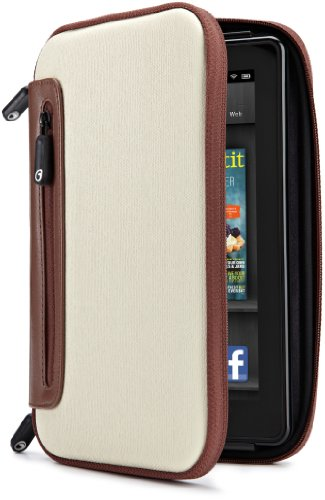 Marware Jurni for Kindle Fire (Beige/Brown) by Marware