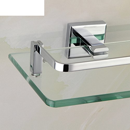 bathroom rack with mirror bathroom mirror shelf tempered glass shelves wc 16365