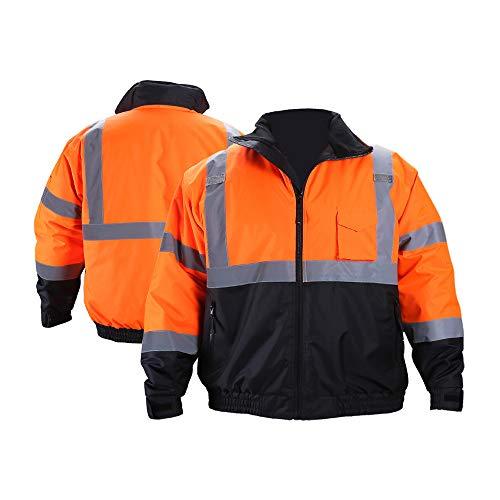 FONIRRA Hi-Viz Safety Jacket