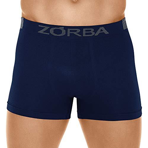 Cueca Boxer Microfibra Extreme,Zorba,Masculino,Marinho,P