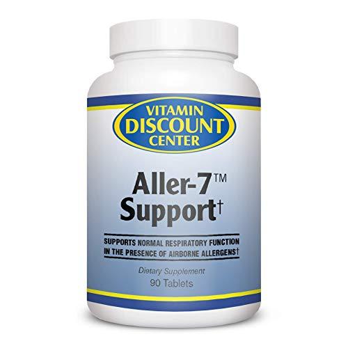 Vitamin Discount Center Aller-7 Allergy Support, 90 ()