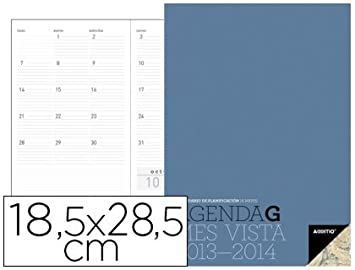 AGENDA ESCOLAR ADDITIO MES A LA VISTA 2014-2015 CALENDARIO ...