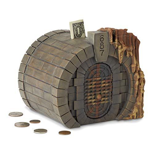 Enesco Wizarding World of Harry Potter Gringotts Vault Coin Bank 6.26