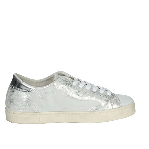 Women D LOW Low 21I Hill Sneakers A E T Silver nrWrFp