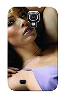 Kathewade Durable Hollywood Beauty Posing,jessica Biel Hot Back Case/ Cover For Galaxy S4 For Christmas
