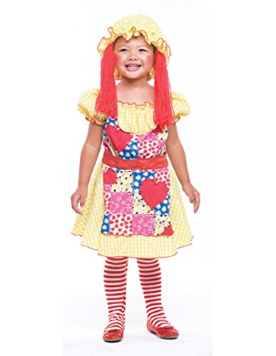 Paper Magic Group Rag Doll,2T