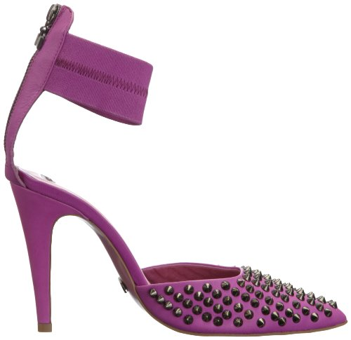 Violet Talons Femme Grape À Industries Chaussures Sasso Skin qfUYI
