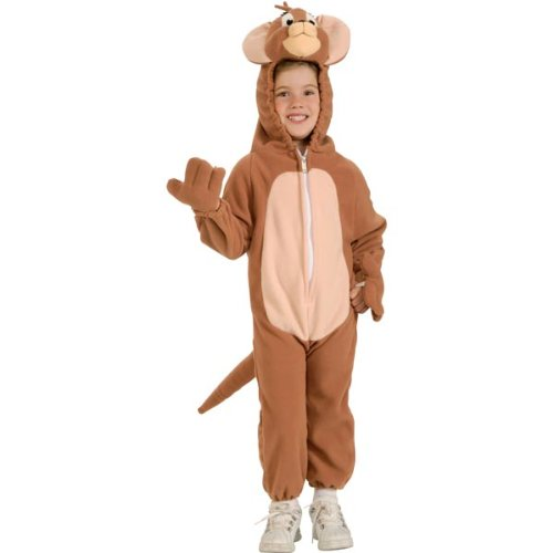 Tom and Jerry Jerry Costume Toddler Boy - (Tom And Jerry Costumes For Kids)