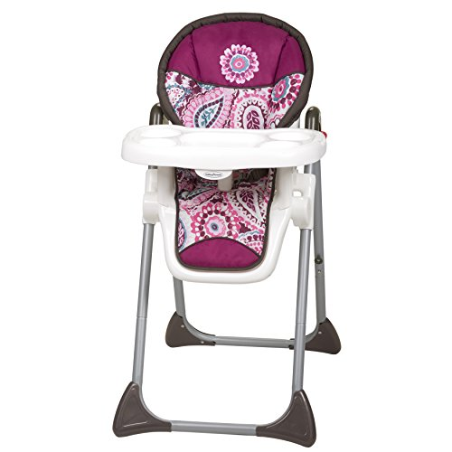 - Baby Trend Sit Right High Chair, Paisley