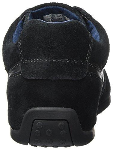 Camel Active Herren Ruimte 31 Sneaker Schwarz (zwart)