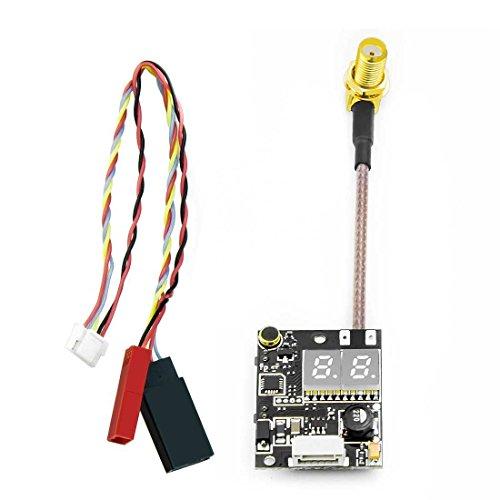 - AKK K31P 5.8GHz 600MW SMA Female 5V Out for Cam Mini FPV AV Transmitter with Pigtail