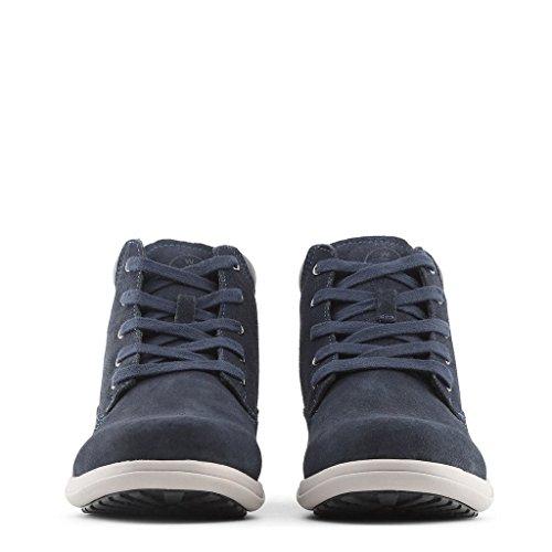 Lumberjack - Zapatillas de Piel para hombre azul azul