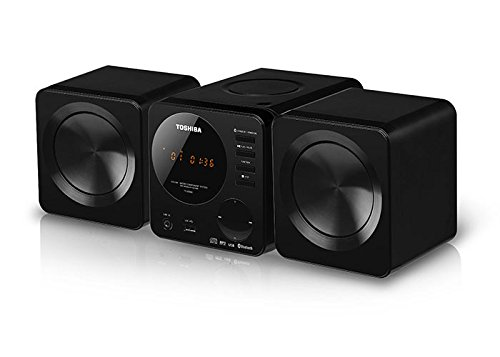 Toshiba TY-ASW81 CD Micro Component System with Bluetooth 11