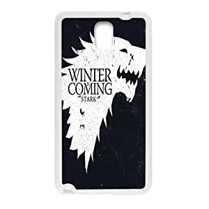 WWWE game of thrones duvar Phone Case for Samsung Galaxy Note3