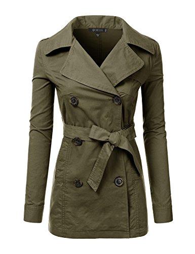 Line Double Layer Jacket - 3