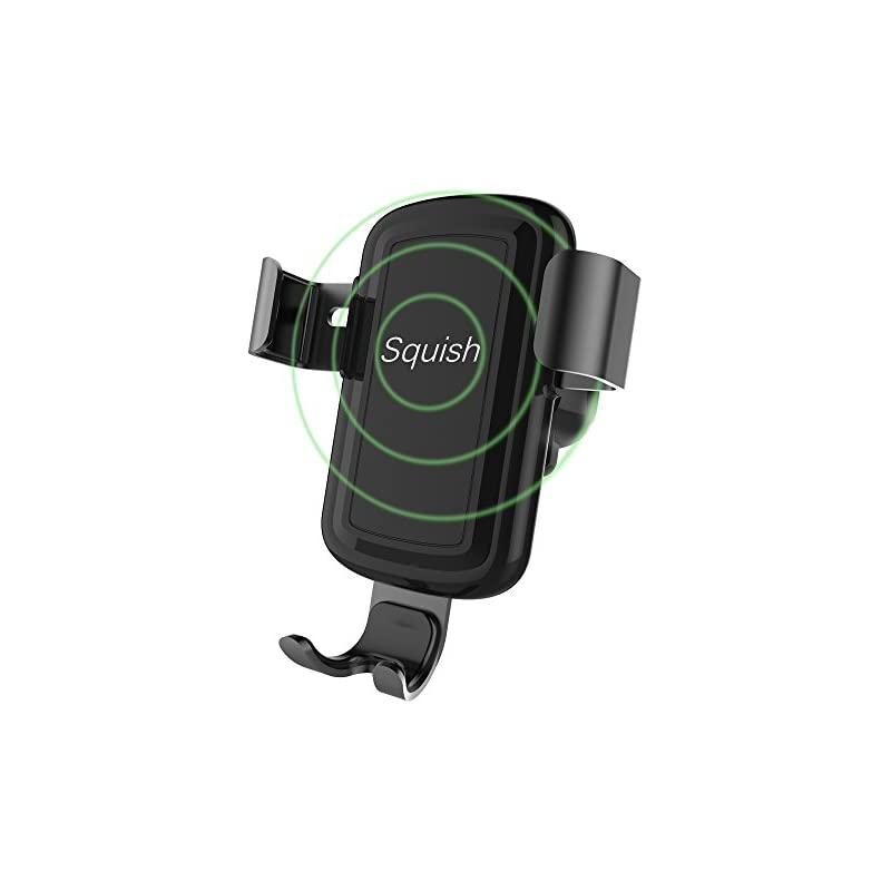Squish Wireless Charger Car Mount Adjust
