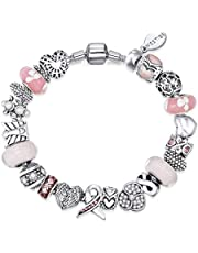 Mestige Bracelet with Swarovski Crystals for Women, MFCB1003