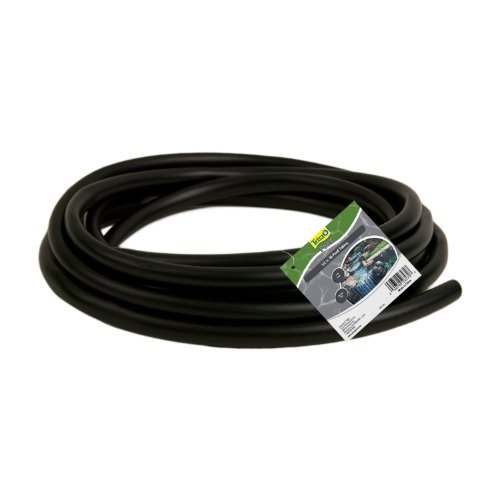 TetraPond Tubing, Smooth Surface, 1/2 Inch x 15 Feet ()