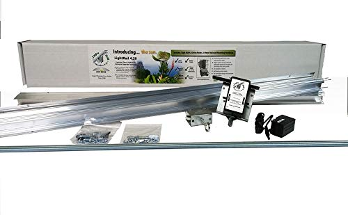 Light Rail 4.20 AdjustaDrive Kit Robotic Grow Light Mover for 2 Lights Genuine Solidly Made in the USA