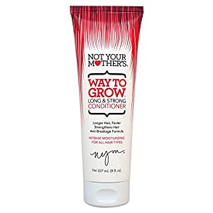 Not Your Mother's Way To Grow Long and Strong Conditioner, 8 Ounce by The Regatta Group DBA Beauty Depot