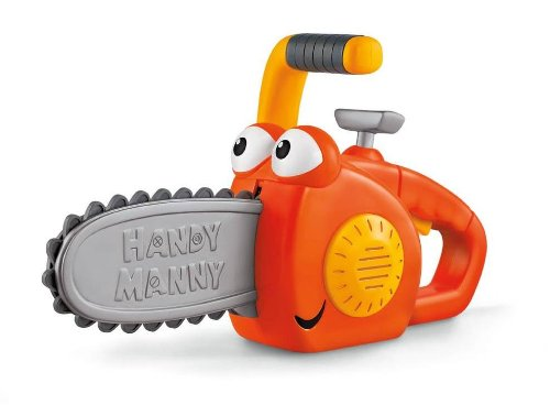Fisher-Price Disney's Handy Manny Ripp Chain Saw