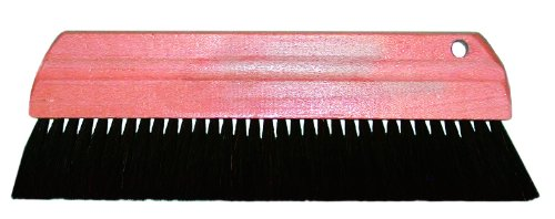 Magnolia Brush 190-P Concrete Finishing Brush, Polypropylene Bristles, 3-1/4