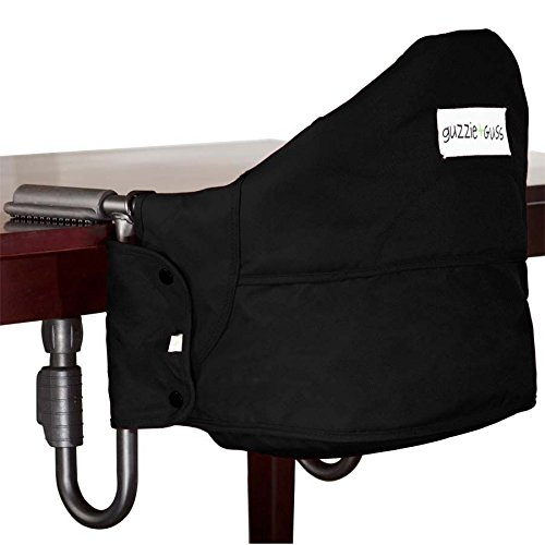guzzie+Guss Perch Hanging Highchair Black Guzzie + Guss