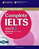 Complete IELTS Bands 5-6. 5 Workbook with Answers with Audio CD, Mark Harrison, 1107401976