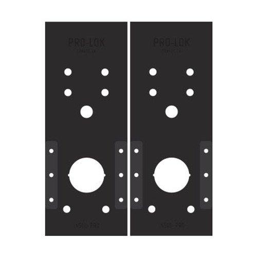 Pro-Lok Schlage AD-Series Cylindrical PRO Template Set by Pro-Lok
