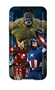 CsEBhJg5829TWmiP Case Cover, Fashionable Galaxy S5 Case - The Avengers 84