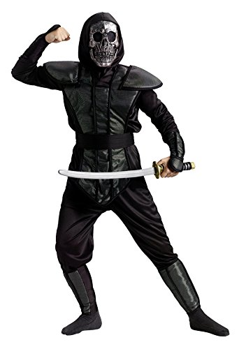 Ninja Skull Master Costume -