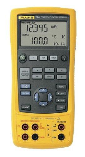 Fluke 724 Temperature Calibrator from Fluke