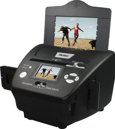 Rollei PDF-S 240 SE Multiscanner für Fotos, Dias und Negative