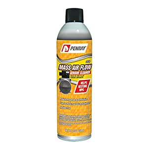 Penray 2520 Mass Air Flow Sensor Cleaner - 12.5-Ounce Aerosol Can