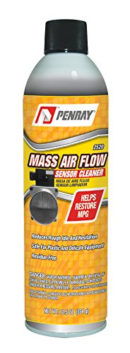 - Penray 2520 Mass Air Flow Sensor Cleaner - 12.5-Ounce Aerosol Can