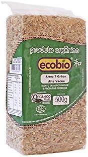 Arroz 7 Grãos Orgânico Ecobio Produto Orgânico