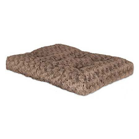 """Quiet Time Deluxe Ombre' Bed Mocha 17"""" x 11"""" by Midwest"""
