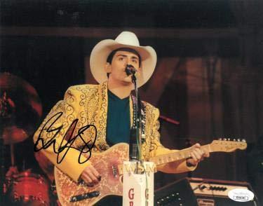 Brad Paisley signed 2002 Grand Ole Opry