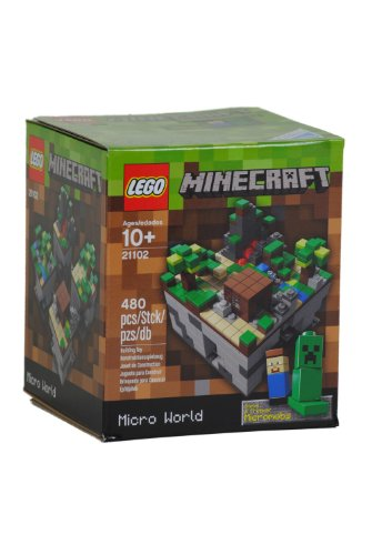 LEGO-Minecraft-Micro-World-21102-Discontinued-by-manufacturer