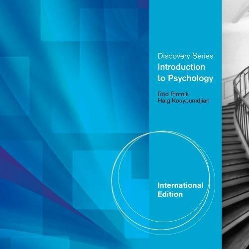 Download Introduction to Psychology. Haig Kouyoumdjian, Rod Plotnik (Discovery) pdf epub