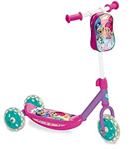 Shimmer and Shine-MD-18465 Patinete,, Talla Ajustable (Mondo Toys MD-18465