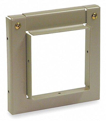 Wireway Reducer - 16 Gauge Steel Wireway Reducer for Wiegmann HS and S Series Wireways