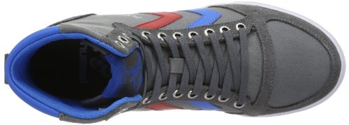 hummel hombre Castle de para HUMMEL SLIMMER HIGH Red Zapatillas lona Ribbon STADIL Blue Gris Rock Brilliant AwCrAxqgp
